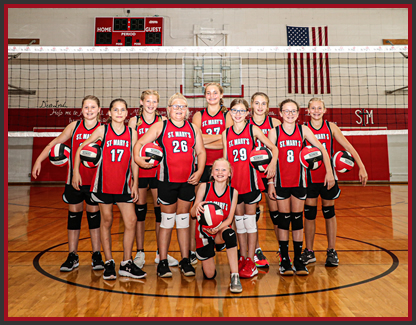 St. Mary's Athletics